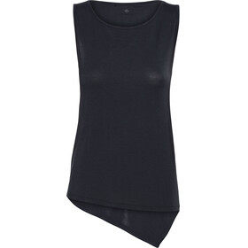 Prana Twisted Sleeveless Shirt Women black